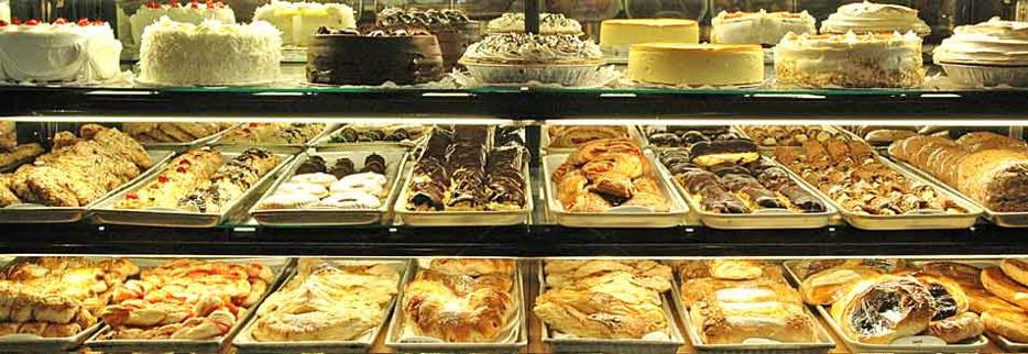 Lancers Diner - Pastry Case